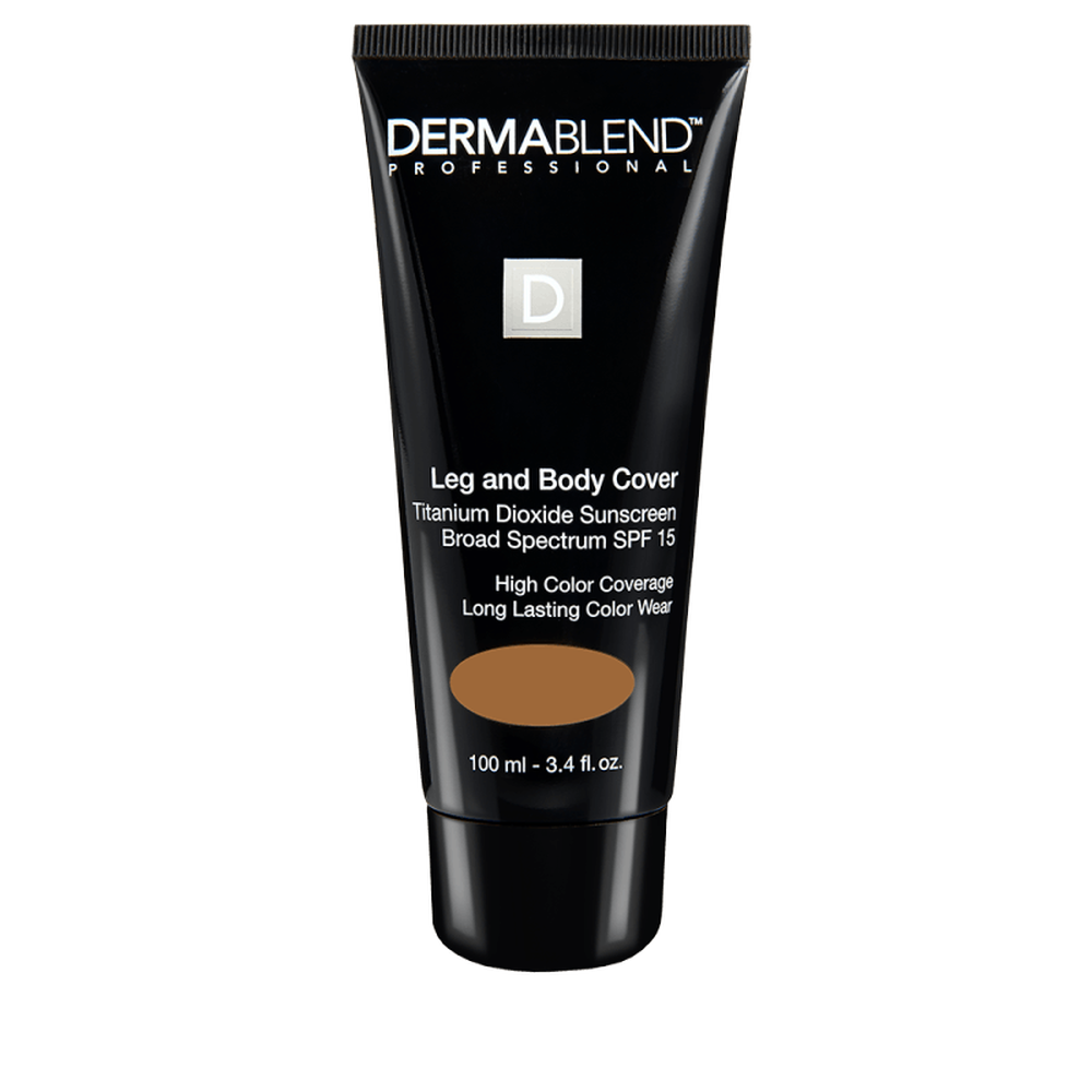 Leg and Body Cover │ Body Foundation │ Dermablend Professional