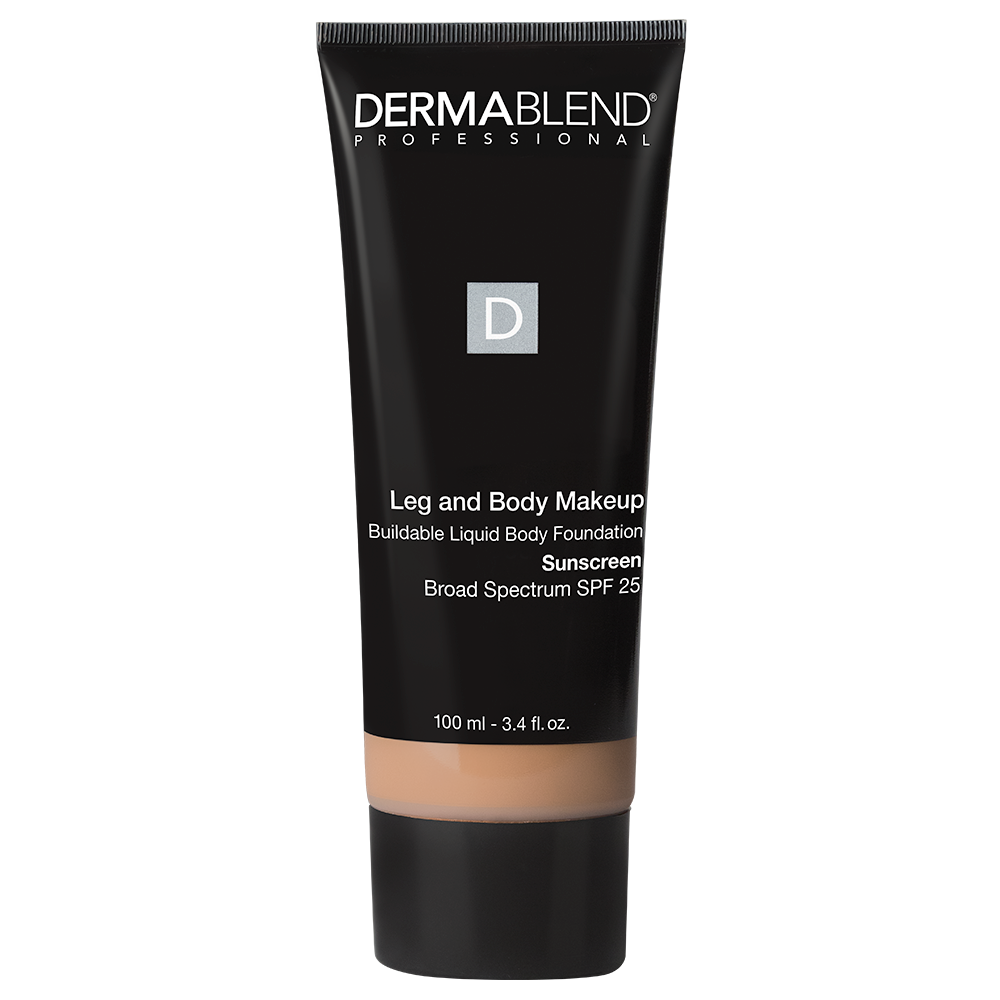 3606000459106 leg and body makeup light natural 20n dermablend
