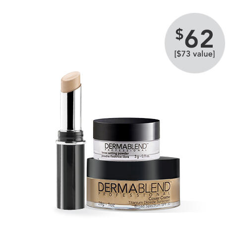 Ultimate-Coverage-Foundation-and-Concealer-Routine-Dermablend