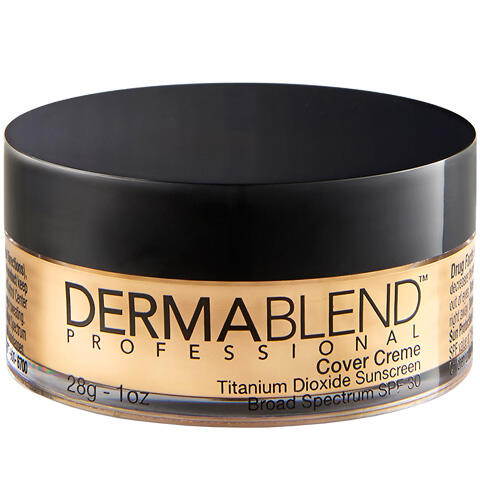 Cover creme full coverage foundation dermablend professional
