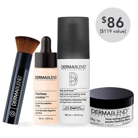 Transfer-Resistant Foundation Routine