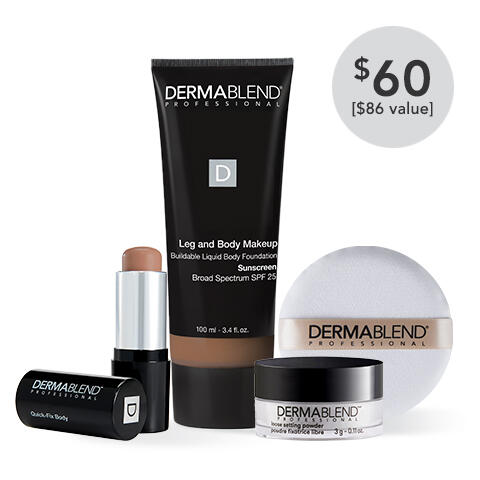 Dermablend | Tattoo Coverage Set