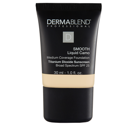 Smooth Liquid Camo Foundation Natural - Dermablend