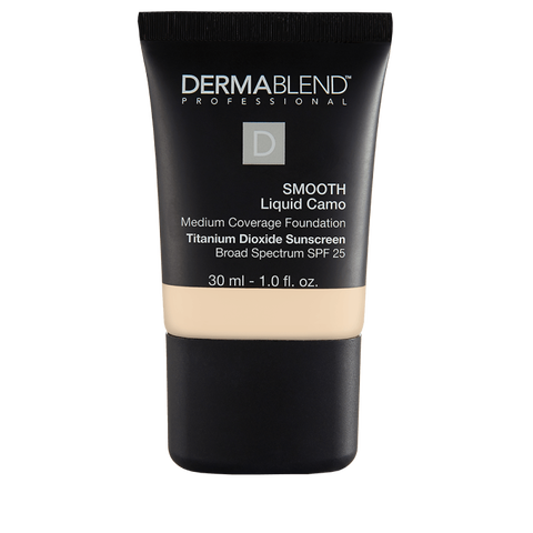 Smooth Liquid Camo Foundation Cream - Dermablend