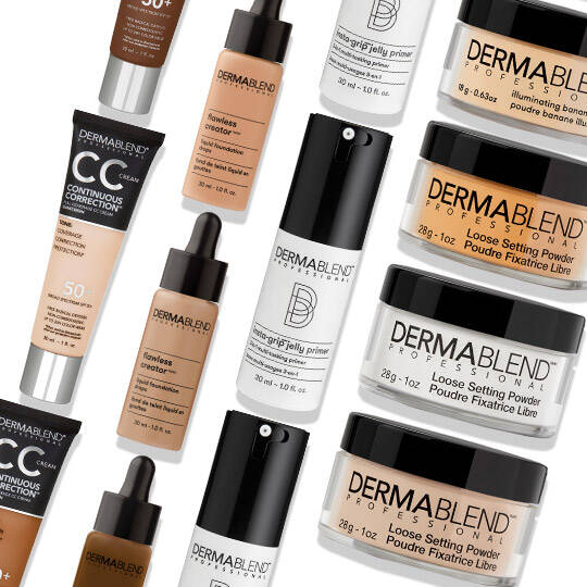 Flash Monday: 20% Off Select Best Selling Face and Body Makeup Products, 30% Off Primers and Setting Spray