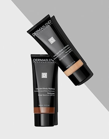 Leg and Body Makeup | Dermablend Professional