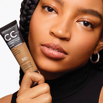Continuous Correction™ CC Cream SPF 50+ | Dermablend Professional