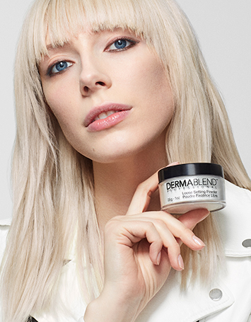 Loose Setting Powder | Dermablend Professional